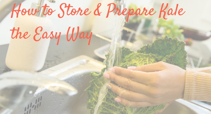 How To Store and Prepare Kale